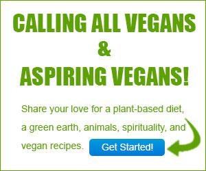 Calling all Vegans