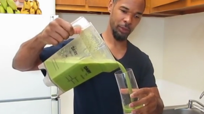 Bam Bam Veggie Juice Vegan Recipe
