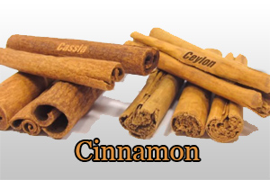 Ceylon And Cassia Cinnamon