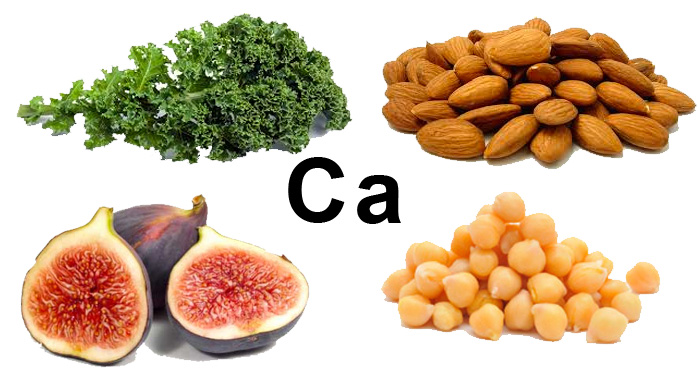 Calcium Alkalizes, Supports Bones, Teeth, And Gums
