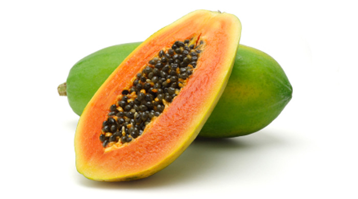 Papaya's Papain Benefits - A Protein Digesting Enzyme