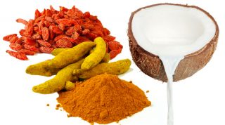 Goji Berry Curcumin Juice Recipe
