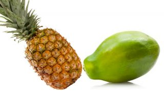 Bromelain And Papain Plant Enzymes Aid In The Digestion Of Proteins