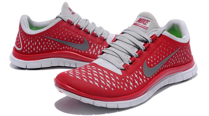 Barefoot Running Shoes: Power Walking: Nike Free
