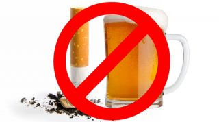 Lower Cholesterol: Stop Smoking And Drinking Alcohol