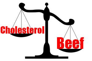 Beef Lowers Cholesterol?