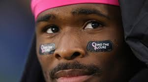 NFL Player DeAngelo Williams Fined By NFL For Supporting His Mother's Battle With Cancer