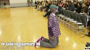 Dr. Sebi Protects His Joints By Consuming Sea Moss