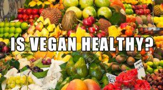 Is Vegan Healthy? I Haven't Been Sick Since I Became Vegan