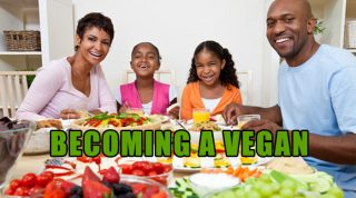 Becoming A Vegan