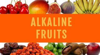 Alkaline Fruits List