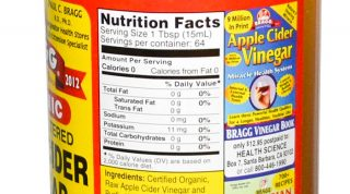 Apple Cider Vinegar ACV Consumption Is Like Paying Paul By Robbing Peter