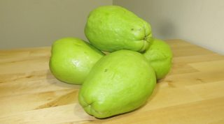 All About Chayote Squash - Support Your Alkalinity