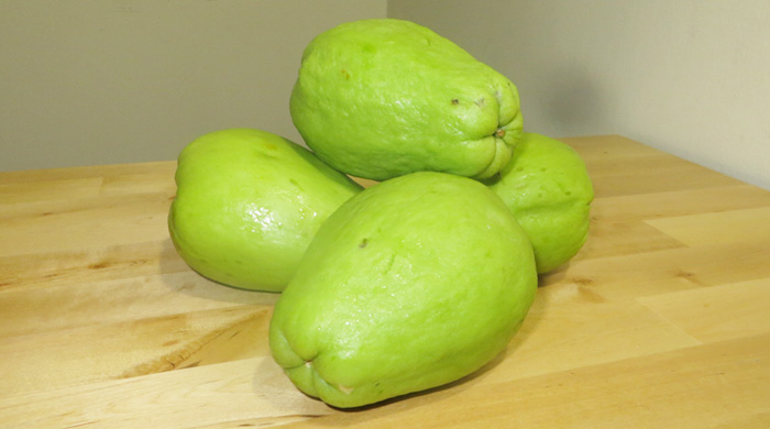 All About Chayote Squash
