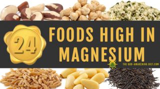 24 Foods High In Magnesium