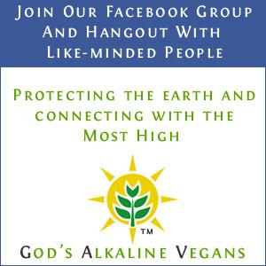 Gods Alkaline Vegans