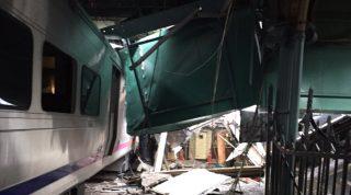 Hoboken Train Crash 9-19-2016