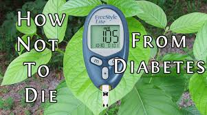 How Not To Die From Type 2 Diabetes