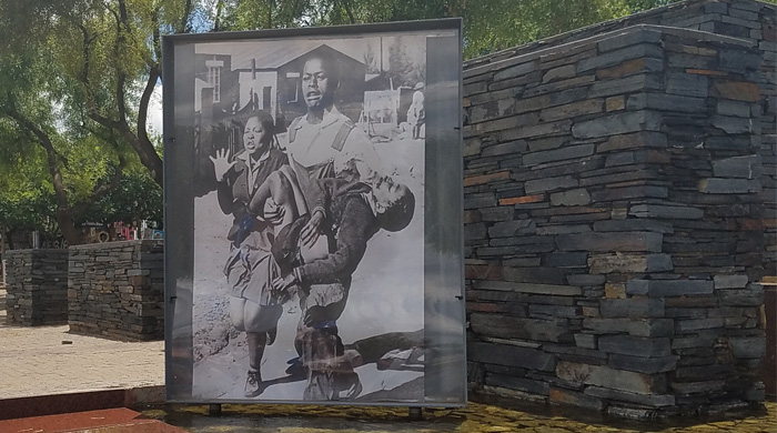 My Visit To The Hector Pieterson Museum And Memorial In Soweto South Africa