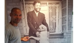 My Visit To Mandela House In Soweto South Africa - Video And Photos