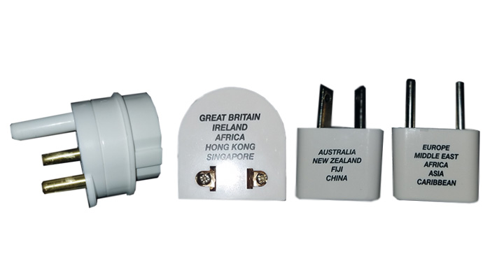Power Adapters For Your U.S. Visit To Africa