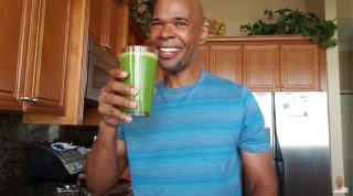 Bam Bam Power Vegetable Drink Vegan Recipe - Dr. Sebi Electric Alkaline Foods