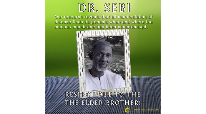 Dr. Sebi Fasting And Cleansing