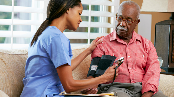High Blood Pressure Is Linked To Brain Death And Shrinkage And Dementia