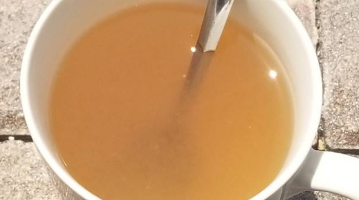 Simple Sea Moss Tea