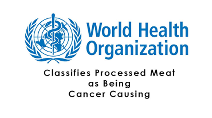 World Health Organization Classifies Processed Meat As Cancer Causing