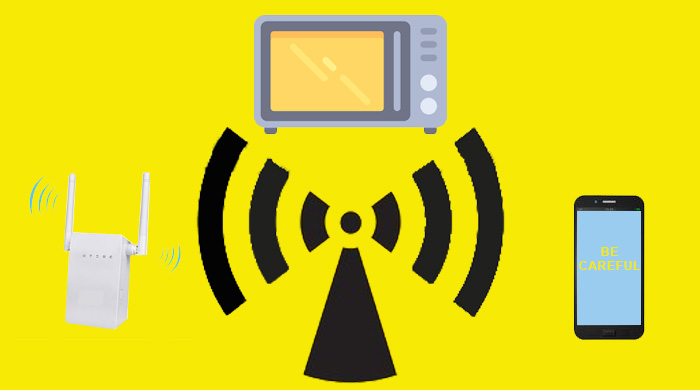 Protect Against Cellphone, Wireless, And Microwave Radiation