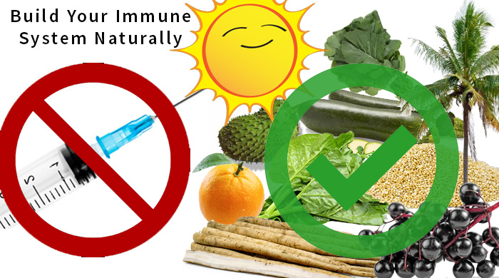 Protect Against Vaccines With A Strong Immune System